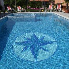 Отель Villa Rosa Dei Venti Болгария, Балчик - отзывы, цены и фото номеров - забронировать отель Villa Rosa Dei Venti онлайн бассейн фото 2