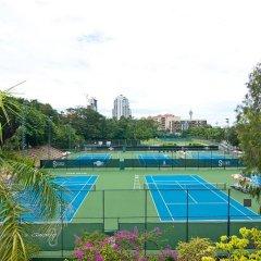 Отель Royal Cliff Beach Terrace Hotel Таиланд, Паттайя - отзывы, цены и фото номеров - забронировать отель Royal Cliff Beach Terrace Hotel онлайн спортивное сооружение