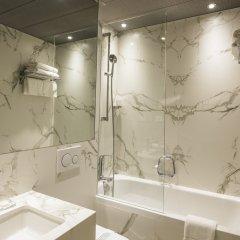 Отель Central Plaza Hotel Швейцария, Цюрих - 5 отзывов об отеле, цены и фото номеров - забронировать отель Central Plaza Hotel онлайн ванная фото 2