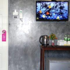 Отель La Chambre At Lanta Ланта удобства в номере
