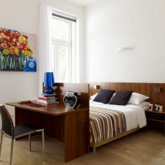 Апартаменты Leonhard Apartments Vienna Вена комната для гостей фото 2