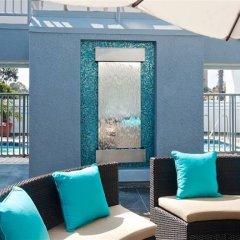 Отель The Kinney Venice Beach балкон