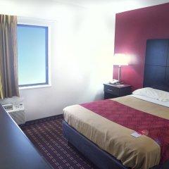 Отель Econo Lodge Saint Louis США, Сент-Луис - отзывы, цены и фото номеров - забронировать отель Econo Lodge Saint Louis онлайн комната для гостей фото 3