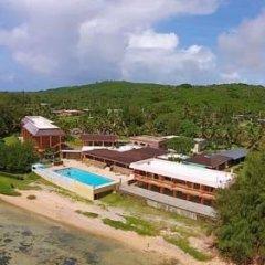 Отель Inarajan Garden House Гуам, Инараджан - отзывы, цены и фото номеров - забронировать отель Inarajan Garden House онлайн пляж фото 2