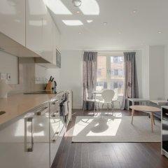 Апартаменты 2 Bed Studio In Holloway в номере