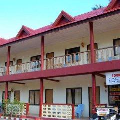 Отель Blue Andaman Lanta Resort Ланта парковка