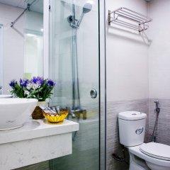 Апартаменты Celina Bayfront Nha Trang Apartments ванная