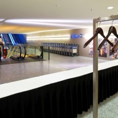 Radisson Blu Hotel Zurich Airport фитнесс-зал фото 2