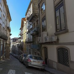 Апартаменты Authentic Porto Apartments Порту парковка