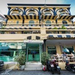 Отель Zing Resort & Spa парковка