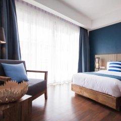 Отель The Leela Resort & Spa Pattaya Таиланд, Паттайя - отзывы, цены и фото номеров - забронировать отель The Leela Resort & Spa Pattaya онлайн комната для гостей фото 4
