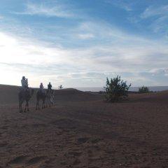 Отель Bivouac Draa - Nuit dans le désert Марокко, Загора - отзывы, цены и фото номеров - забронировать отель Bivouac Draa - Nuit dans le désert онлайн пляж фото 2
