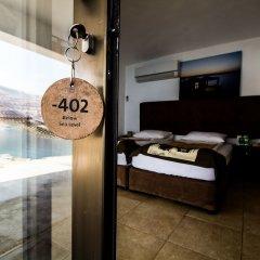 Отель Mujib Chalets Иордания, Ма-Ин - отзывы, цены и фото номеров - забронировать отель Mujib Chalets онлайн комната для гостей фото 2