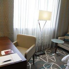 Гостиница Шератон Москва Шереметьево Аэропорт 5* Стандартный номер с 2 отдельными кроватями фото 7