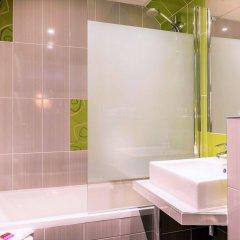 Отель Glasgow Monceau Paris by Patrick Hayat Франция, Париж - 1 отзыв об отеле, цены и фото номеров - забронировать отель Glasgow Monceau Paris by Patrick Hayat онлайн ванная