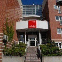 Отель Hellsten Espoo парковка