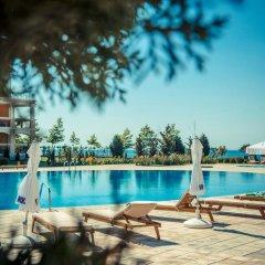 Отель Prestige Mer D'azur Свети Влас бассейн фото 2