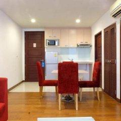 Отель iCheck inn Residences Patong 3* Стандартный номер разные типы кроватей фото 14