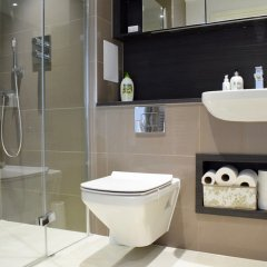 Апартаменты Modern 1 Bedroom Apartment in Greenwich ванная