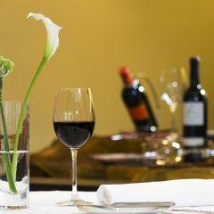 Отель NH Danube City гостиничный бар