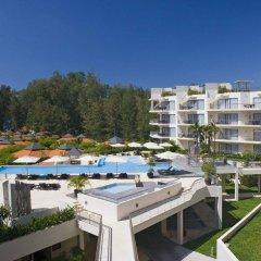 Отель Dewa Phuket Nai Yang Beach Таиланд, Пхукет - 1 отзыв об отеле, цены и фото номеров - забронировать отель Dewa Phuket Nai Yang Beach онлайн балкон