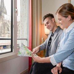 Отель Mondial am Dom Cologne MGallery Collection Германия, Кёльн - отзывы, цены и фото номеров - забронировать отель Mondial am Dom Cologne MGallery Collection онлайн балкон