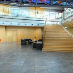 Отель Eurohotel Barcelona Gran Via Fira интерьер отеля фото 3