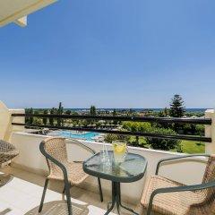 Отель Afandou Beach Resort балкон