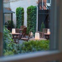 Отель Bertrams Hotel Guldsmeden Дания, Копенгаген - отзывы, цены и фото номеров - забронировать отель Bertrams Hotel Guldsmeden онлайн балкон