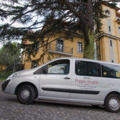 Hotel Poggio Regillo городской автобус