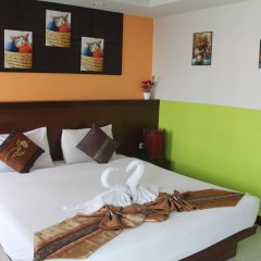 Green Harbor Patong Hotel комната для гостей фото 2