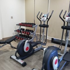 Отель Bayview Тамунинг фитнесс-зал фото 2