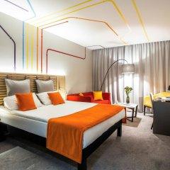 Отель ibis Styles Warszawa City Польша, Варшава - 2 отзыва об отеле, цены и фото номеров - забронировать отель ibis Styles Warszawa City онлайн комната для гостей фото 3