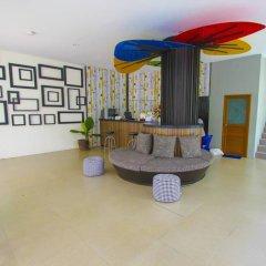 Отель Patong Palm Resort детские мероприятия фото 2