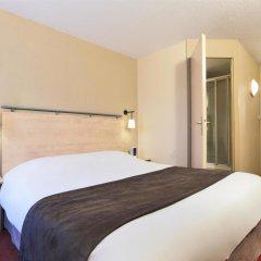 Hotel Kyriad Beauvais Sud сейф в номере