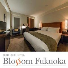 Отель Jr Kyushu Blossom Fukuoka Хаката комната для гостей фото 3