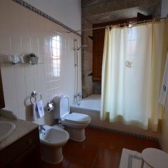 Отель Quinta Do Terreiro Ламего ванная фото 2