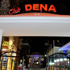 Отель Club Dena парковка