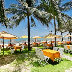 Отель Water Coconut Boutique Villas пляж фото 2