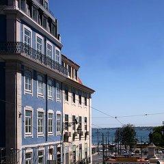 Отель Lx Boutique Hotel Португалия, Лиссабон - 1 отзыв об отеле, цены и фото номеров - забронировать отель Lx Boutique Hotel онлайн пляж фото 2