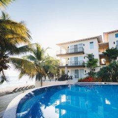 Отель Playa Escondida Beach Club Гондурас, Тела - отзывы, цены и фото номеров - забронировать отель Playa Escondida Beach Club онлайн бассейн фото 3
