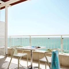 Отель White Lagoon Болгария, Балчик - отзывы, цены и фото номеров - забронировать отель White Lagoon онлайн балкон