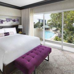 Отель Fairmont Singapore Сингапур комната для гостей
