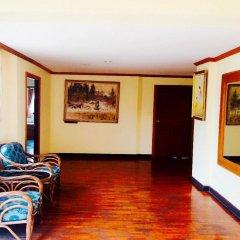 Отель Shagwell Mansions Паттайя комната для гостей фото 5