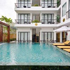 Отель KA Villa Hoi An бассейн фото 2