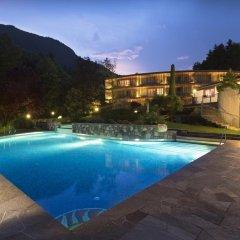 Hotel Der Waldhof Лана бассейн фото 2
