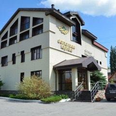 Гостиница Золотая Юрта парковка
