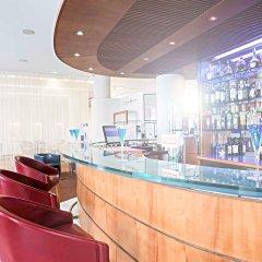 Отель Novotel Torino Corso Giulio Cesare Италия, Турин - 1 отзыв об отеле, цены и фото номеров - забронировать отель Novotel Torino Corso Giulio Cesare онлайн гостиничный бар