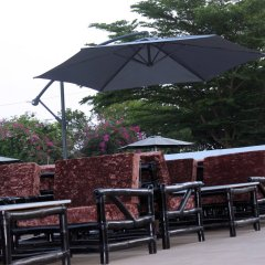 Отель Accra Luxury Lodge питание