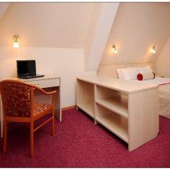 Гостиница Колибри Стандартный номер с двуспальной кроватью фото 23